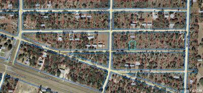 Williston Residential Lots & Land For Sale: TBD NE 61 Lane