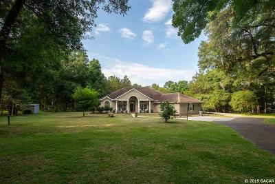 Williston FL Single Family Home Pending: $389,000