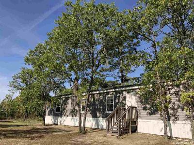 Bronson Single Family Home For Sale: 5290 NE 108th