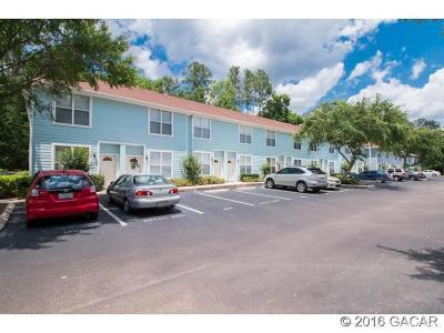 Gainesville Condo/Townhouse For Sale: 3940 SW 20th Avenue #1107