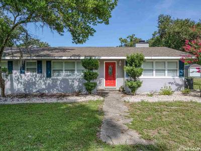 High Springs Single Family Home For Sale: 17256 NW 250th Way