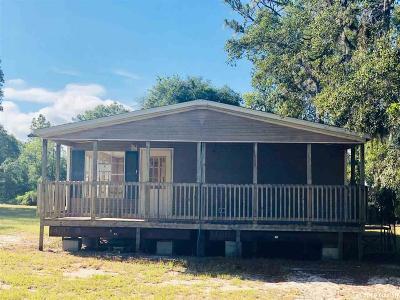 Bronson Single Family Home For Sale: 5851 NE 106th Court