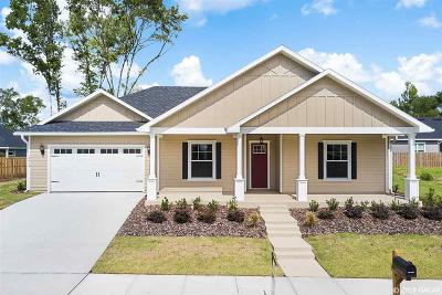 Alachua Single Family Home For Sale: 16818 NW 166 Drive