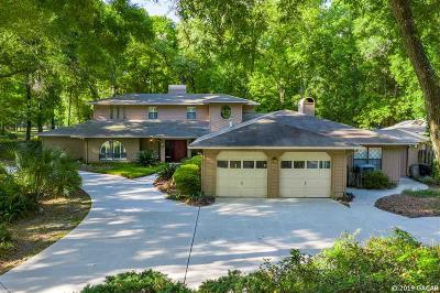 Gainesville Single Family Home For Sale: 8609 SW 20 Road