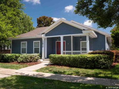 Newberry Single Family Home For Sale: 12830 SW 3rd Place