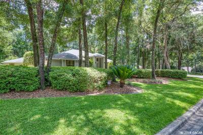 Gainesville Single Family Home For Sale: 8801 SW 45th Boulevard