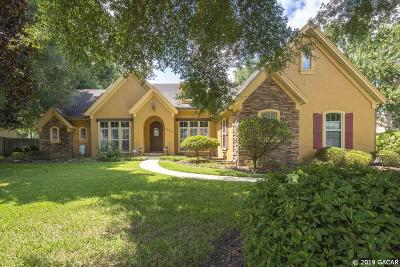 Gainesville Single Family Home For Sale: 10367 SW 25th Place