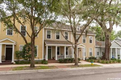 Gainesville Condo/Townhouse For Sale: 9171 SW 48TH Place