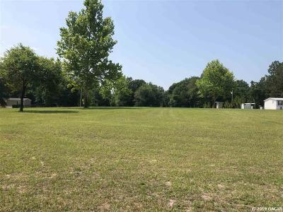 High Springs Residential Lots & Land For Sale: 22405 NW 190 Avenue