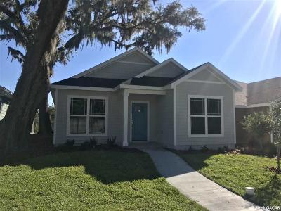 Gainesville Single Family Home For Sale: 3609 NW 26 Street