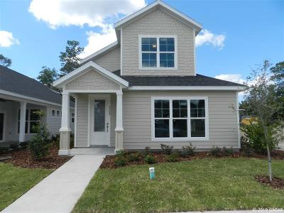 Gainesville Single Family Home For Sale: 3682 NW 26th Street