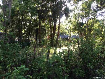 Micanopy Residential Lots & Land For Sale: 19146 N Highway 329