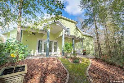 Gainesville Single Family Home For Sale: 1221 NW 50 Terrace