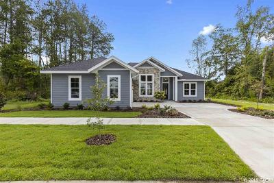 Gainesville Single Family Home For Sale: 929 SW 120 Drive