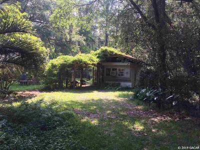 Gainesville Single Family Home For Sale: 16425 NW 57TH Street