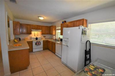 Gainesville Single Family Home For Sale: 2229 SE 43rd Terrace