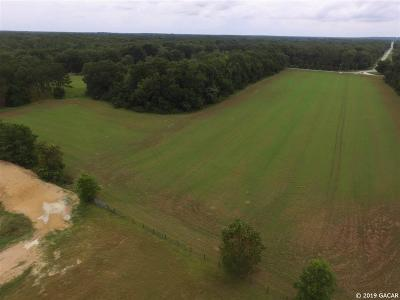 Alachua Residential Lots & Land For Sale: TBD NW County Road 2054