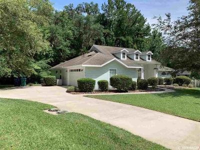 Alachua Single Family Home For Sale: 11945 NW 69 Way