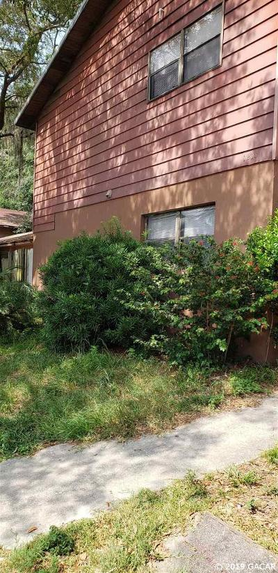 Gainesville Multi Family Home For Sale: 3209 SW 26 Terrace #a/b