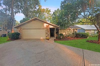 Gainesville Single Family Home For Sale: 6304 NW 37TH Drive
