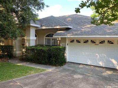 Gainesville Single Family Home For Sale: 1429 NW 98TH Terrace