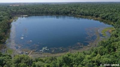 Melrose Residential Lots & Land For Sale: 154 Swisher Lake Trail