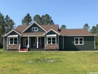 Gainesville Single Family Home For Sale: 16701 NE County Road 1475