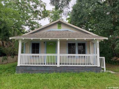Gainesville Single Family Home For Sale: 1428 E UNIVERSITY Avenue