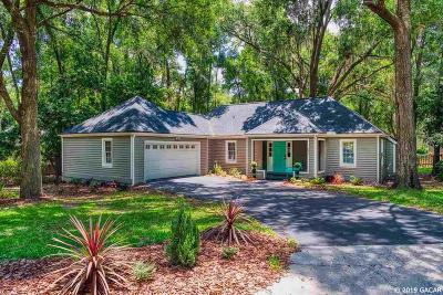 Gainesville Single Family Home For Sale: 8411 SW 52nd Place
