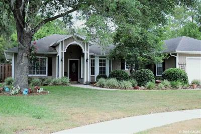 Gainesville Single Family Home For Sale: 11126 NW 37th Lane