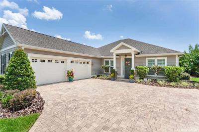 Gainesville Single Family Home For Sale: 3953 NW 63RD Street