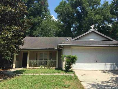 Gainesville Single Family Home For Sale: 6815 SW 81 Street