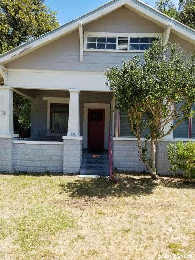 High Springs Single Family Home For Sale: 23882 NW 187 Avenue