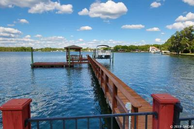 Crystal River Single Family Home For Sale: 1095 N Crescent Drive