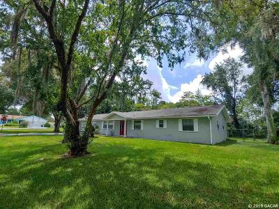 Ocala Single Family Home For Sale: 1 SILVER COURSE Place