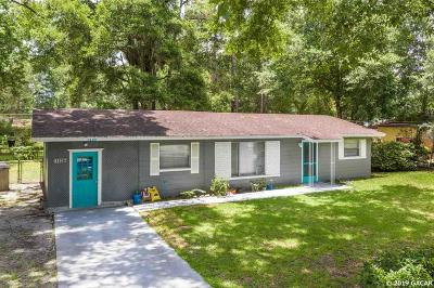 Gainesville Single Family Home For Sale: 1826 SE 50TH Street