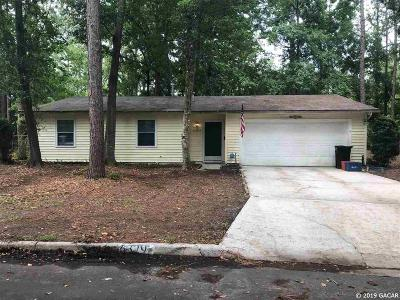 Gainesville Single Family Home For Sale: 6329 NW 31st Terrace