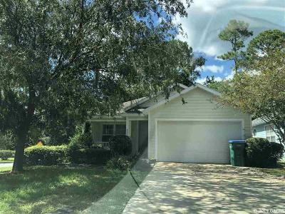 Alachua Single Family Home For Sale: 6574 NW 109th Place