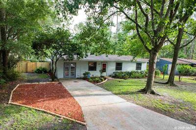 Gainesville Single Family Home For Sale: 2631 NW 47th Avenue