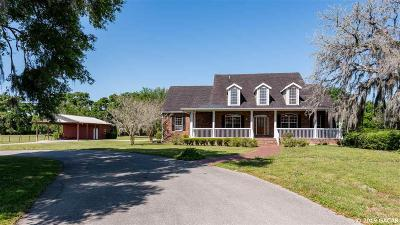 Williston FL Single Family Home For Sale: $777,000