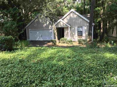 Gainesville Single Family Home For Sale: 4537 SW 83rd Drive