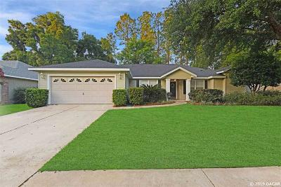 Gainesville Single Family Home For Sale: 8103 SW 52ND Lane