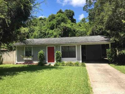 Gainesville Single Family Home For Sale: 4906 SW 57 Drive
