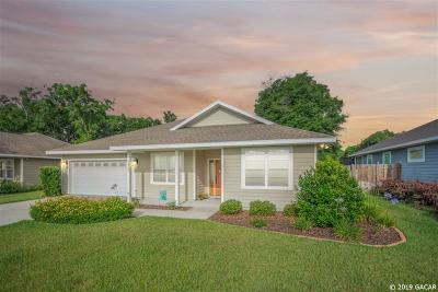 High Springs Single Family Home For Sale: 16568 NW 194TH Terrace