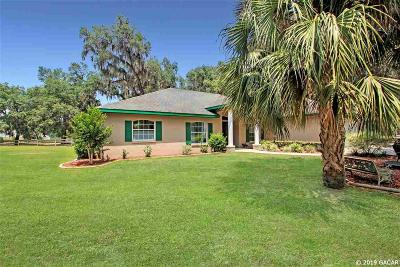 Ocala Single Family Home For Sale: 1891 NW 150 Avenue