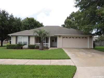 Newberry Single Family Home For Sale: 25256 NW 9th Road