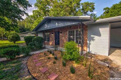 Gainesville Single Family Home For Sale: 5019 NW 34th terrace