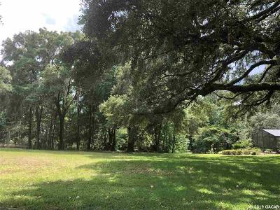 Alachua Residential Lots & Land For Sale: Not Assigned NW Creek Drive