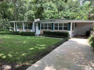 Gainesville Single Family Home For Sale: 426 NW 36 Avenue