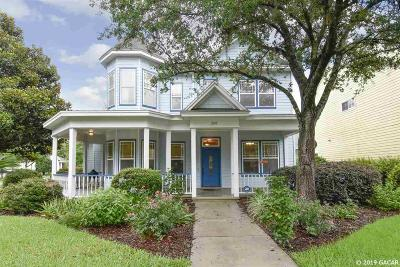 Newberry Single Family Home For Sale: 201 SW 129 Terrace
